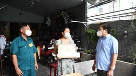 Quận Bình Tân vận động chủ nhà miễn, giảm tiền thuê cho gần 120.000 người ở trọ