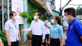 Quận 6 đạt tiêu chí kiểm soát dịch của Bộ Y tế