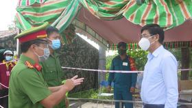 TPHCM: Thêm huyện Cần Giờ đạt tiêu chí kiểm soát dịch Covid-19
