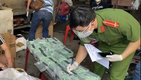 Triệt phá đường dây ma tuý gần 100kg từ Campuchia đưa vào TPHCM tiêu thụ