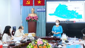 Chủ tịch HĐND TPHCM Nguyễn Thị Lệ: Huyện Củ Chi mở cửa nhưng không để dịch lây lan, mất kiểm soát