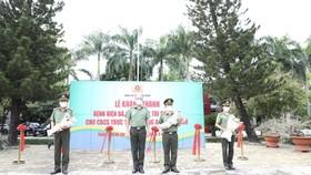 Thành lập Bệnh viện dã chiến Công an TPHCM