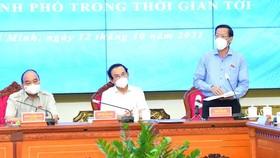 Chủ tịch UBND TPHCM Phan Văn Mãi: TPHCM tập trung xây dựng hệ thống giám sát và cảnh báo dịch