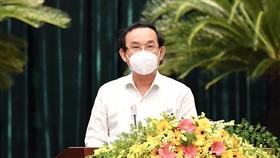 Bí thư Thành ủy TPHCM Nguyễn Văn Nên: Hội nghị nhìn thẳng vào sự thật, đề ra các giải pháp cấp bách