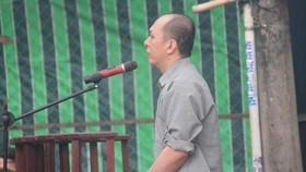 Nguyễn Ngọc Sơn tại phiên xử sơ thẩm