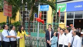 Một con đường được đặt tên Thầy thuốc Nhân dân Dương Quang Trung