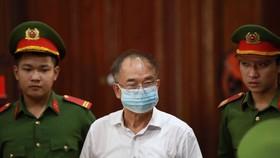 Nói lời cuối cùng, bị cáo Nguyễn Thành Tài xin lỗi người dân TPHCM