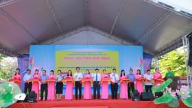 Nhiều hoạt động phong phú trong Ngày hội Văn hóa đọc quận 11