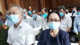 Bà Dương Thị Bạch Diệp xin chấm dứt việc hoán đổi tài sản
