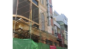 Quận 10 cưỡng chế tháo dỡ một công trình xây dựng sai phép