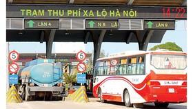 TPHCM tạm ngưng thu phí qua xa lộ Hà Nội từ đầu năm 2018