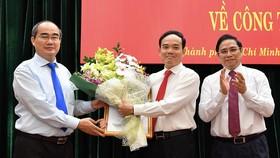 Bí thư Tỉnh ủy Tây Ninh Trần Lưu Quang làm Phó Bí thư Thường trực Thành ủy TPHCM