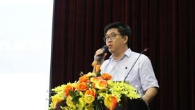 Ông Nguyễn Quốc Thái. Ảnh: Công ty TNHH MTV Thoát nước đô thị TP.