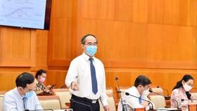 Bí thư Thành ủy TPHCM: Từng bước đưa sản xuất, sinh hoạt tại TPHCM trở lại bình thường