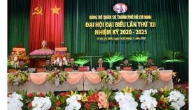 Bí thư Thành ủy TPHCM: Đề ra giải pháp đột phá xây dựng Đảng bộ Quân sự TPHCM vững mạnh, trong sạch