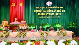 Bí thư Thành ủy TPHCM hoan nghênh Bộ Tư lệnh TP đề xuất lập hải đội bảo vệ chủ quyền biển đảo