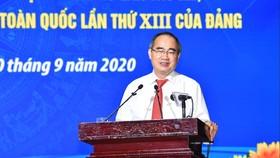 Bí thư Thành ủy TPHCM Nguyễn Thiện Nhân: Định hướng đúng, dù khó khăn người dân vẫn hưởng ứng