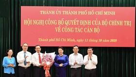 Chủ tịch Quốc hội Nguyễn Thị Kim Ngân: Quyết định với đồng chí Nguyễn Văn Nên được Bộ Chính trị cân nhắc kỹ