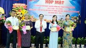 TPHCM: Nhiều quận, huyện kỷ niệm 90 năm Ngày truyền thống MTTQ Việt Nam