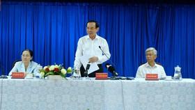 Bí thư Thành ủy TPHCM Nguyễn Văn Nên: Hạn chế tối đa thiệt thòi với cán bộ khi lập TP Thủ Đức