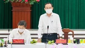 Bí thư Thành ủy TPHCM Nguyễn Văn Nên mong muốn khôi phục hình ảnh vàng son của quận 5