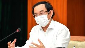 Bí thư Thành ủy TPHCM Nguyễn Văn Nên chỉ đạo mở chiến dịch cao điểm truy lùng F0