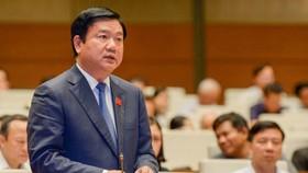 Đồng chí Đinh La Thăng chuyển về sinh hoạt tại Đoàn ĐBQH Thanh Hóa