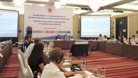 Quang cảnh hội nghị triển khai Kế hoạch hành động quốc gia vì sự phát triển bền vững  
