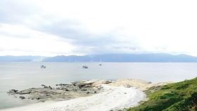 Không thể đưa chất nạo vét ở cảng biển Vĩnh Tân lên bờ