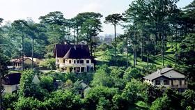 Một góc đô thị xanh Đà Lạt (tỉnh Lâm Đồng)