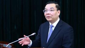 Bộ trưởng Bộ Khoa học và Công nghệ Chu Ngọc Anh