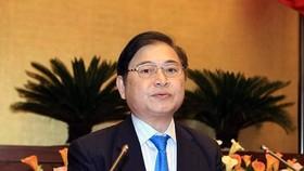 Chủ nhiệm Uỷ ban KHCNMT Phan Xuân Dũng