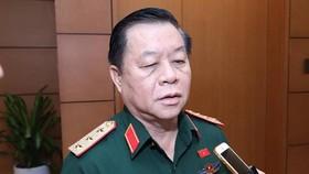 Thượng tướng Nguyễn Trọng Nghĩa. Ảnh: Vietnamnet