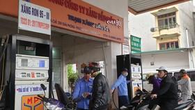 """Giá xăng dầu tăng theo giá thế giới được coi là đã """"đóng góp"""" đáng kể làm tăng chỉ số giá tiêu dùng"""