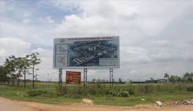 """Nhiều dự án """"rùa"""" khiến đất bị bỏ hoang giữa lòng đô thị"""