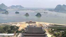 Toàn cảnh Khu du lịch tâm linh Tam Chúc (Hà Nam)