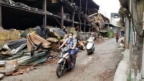 Bộ trưởng Bộ TN-MT: Nguy cơ từ vụ cháy Công ty Rạng Đông ở mức độ trung bình