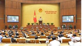 Giảm hợp lý số đại biểu Quốc hội trong các cơ quan hành pháp, tư pháp
