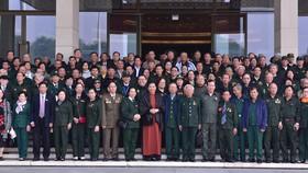 Phó Chủ tịch Thường trực Quốc hội Tòng Thị Phóng gặp mặt các đại biểu cựu thanh niên xung phong