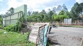 Công tác quản lý đất đai ở nhiều nơi còn bị buông lỏng