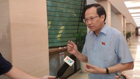 Bộ trưởng Bộ Lao động, Thương binh và Xã hội Đào Ngọc Dung