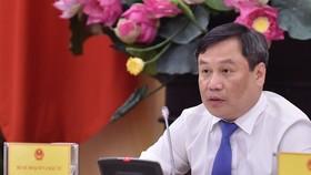 Ông Vũ Đại Thắng, tân Bí thư tỉnh ủy Quảng Bình
