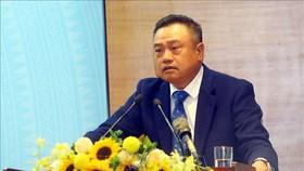 Ông Trần Sỹ Thanh vừa đắc cử Bí thư Đảng bộ cơ quan Văn phòng Quốc hội