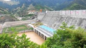 Công ty Thủy điện Sơn La là một trong những đơn vị thuộc diện phải nộp tiền để được khai thác tài nguyên nước