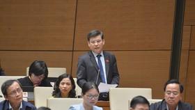 Viện trưởng Viện KSND tối cao Lê Minh Trí