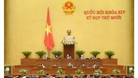 Lãnh đạo Quốc hội chủ trì phiên chất vấn