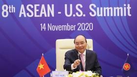 Hội nghị Cấp cao ASEAN - Mỹ đã diễn ra dưới sự chủ trì của Thủ tướng Nguyễn Xuân Phúc tại điểm cầu Hà Nội