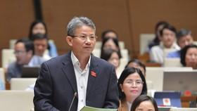 ĐB Đỗ Văn Sinh, Ủy viên Thường trực Ủy ban Kinh tế của Quốc hội