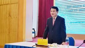 Thứ trưởng Bộ Kế hoạch và Đầu tư Trần Quốc Phương chủ trì họp báo