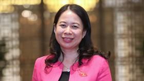 Đồng chí Võ Thị Ánh Xuân